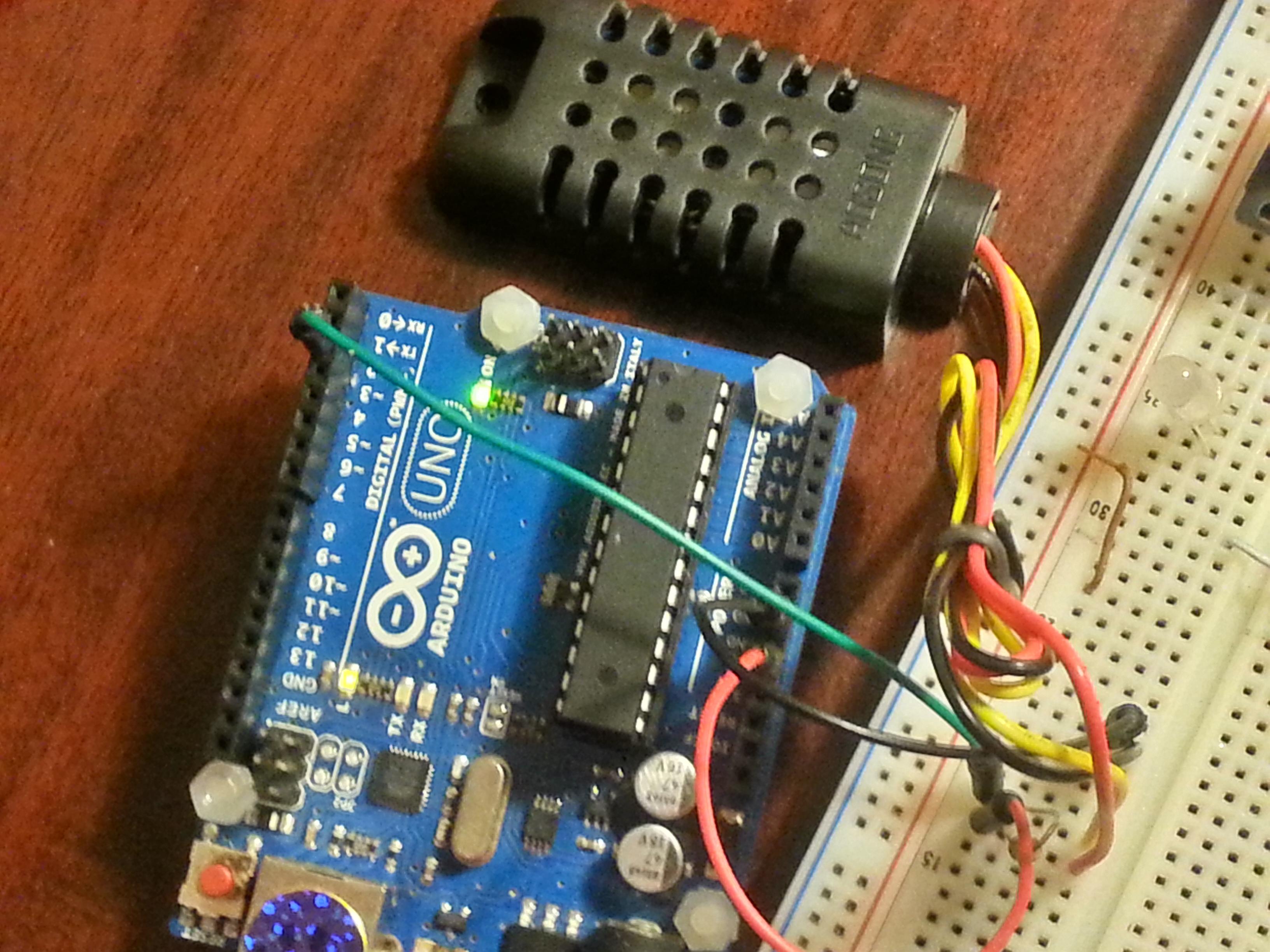Dht21 Am2301 Digital Temperature Humidity Sensor Module